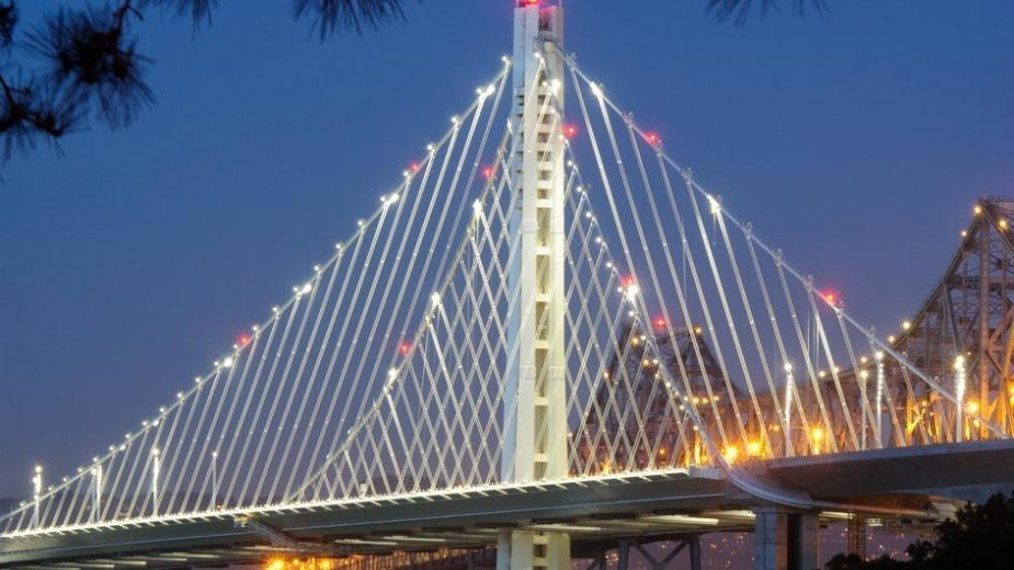 Raising the Bar: Engineering the New East Span of the Bay Bridge