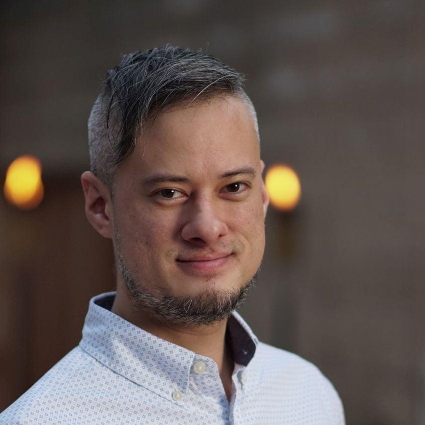 Photograph of the Author, Joe Bowman